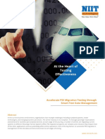 Whitepaper - Testing - Accelerate PSS Migration Testing Through Smart Te...