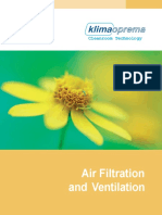 Air Filtration and Ventilation