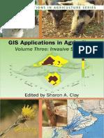 Aplicação do Sistema de Informação Geográfica na agricultura