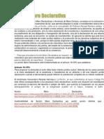Acción Mero Declarativa.docx