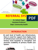 Referral System in India