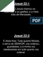 Josué - 022.ppt