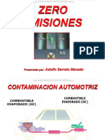 Evaluar  contaminaciones