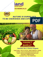 Booklet Overland Agrochemicals