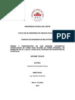 04 MEC 061 Informe Técnico