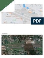 Citra Google Maps - Runway SMBII