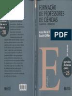 Carvalho_Gil-Perez- Formação de Professores de Ciências