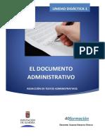 Redacción de Textos Administrativos