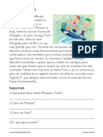 Lectura Phineas y Ferb (1)