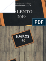 Talento ppt 1