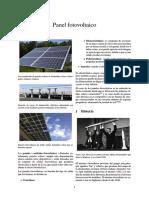 5.TERMOD Panel Fotovoltaico
