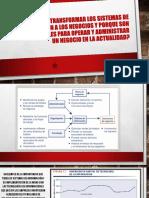 Cómo Transformar Los Sistemas de Información A