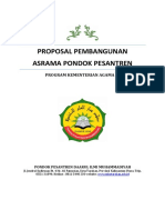 Proposal Pembangunan Rumah Susun 2019