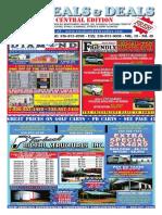 Steals & Deals Central Edition 8-29-19