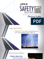 2015 04 Electrical Safety Presentation