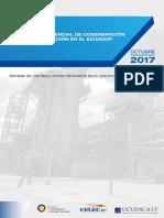Resumen Ejecutivo Cogeneracion Ecuador 2017
