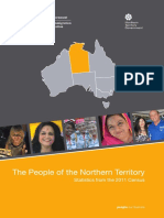 The People of the Nt Census 2011