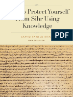 How to Protect Yourself From Sihr Using Knowledge 1