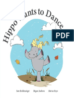 Hippo wants to dance
