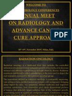 Radiology Meet 2019 | Tracks