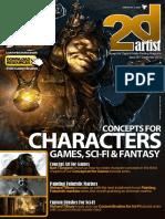 2DArtist Issue 057 Sep10