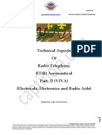 3. Section-III  Technical Aspects of Radio Telephony Part-2.pdf
