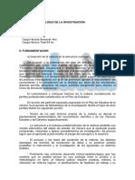 14.a- Metodologia de La Investigacion