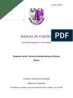 manual funções