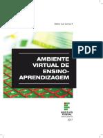 Livro - Ambiente Virtual de Ensino-Aprendizagem