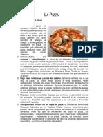 LA PIZZA.docx