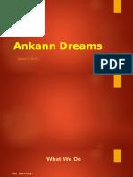 Ankann Dreams ppt.pptx