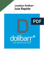Personalizar Dolibarr Guía Rapida