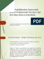 5 Habilidades Diferenciadas Para Profissionais Técnicos Mecânico (a)