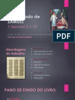 [MIT 402] PPP - Apresentação - 1 Sm 3.1-10 (Versão Em Português)