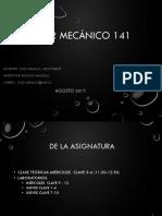 Clase N°0 Taller mecanico 0-141