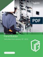 Schneider (India) Pricelist (2019).pdf