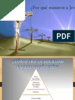 Por Que Muere Jesus