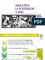 narrativa 1936