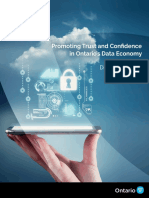 Discussion Paper #1 - Ontario Data Strategy