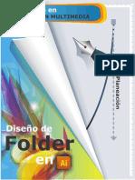DISEÑO DE FOLDER SENA