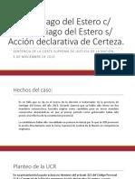 UCR Santiago Del Estero c