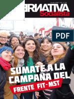 Alternativa Socialista 739