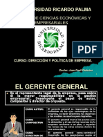 EL GERENTE GENERAL 3.ppt
