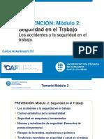 2. UPC MGI 2017 Clase Presencial N° 2 Modulo 2 Accidentes y Seguridad Trabajo (2)