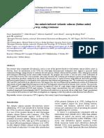 Eradication of Gyrodactylus Salaris Infested Atlan