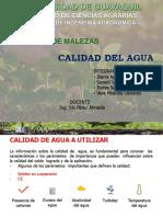CALIDAD DEL AGUA DE LA MEZCLA.pptx