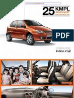 Tata Indica Ev2 Brochure