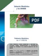 Violencia obstetrica y derechos humanos