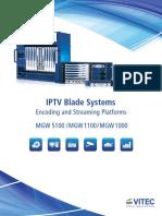 Vitec MGW-1000 - Spec Sheet