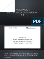 FACTURACION ELECTRONICA CFDI VERSION 3.pptx